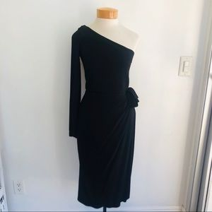 Emerson Fry One Sleeved Dress
